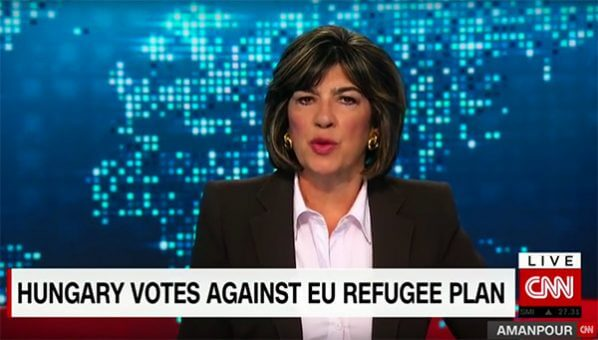 CNN - Christiane Amanpour