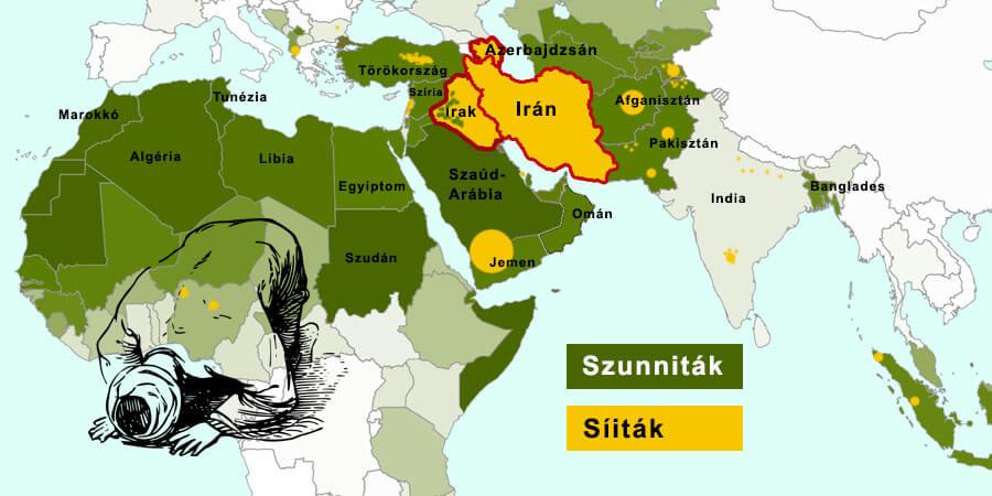 Síiták és Szunniták