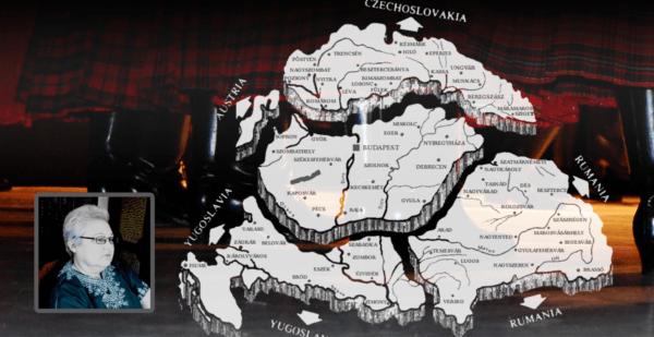 Trianon 100. - széki gondoltaok - Szász Rozália